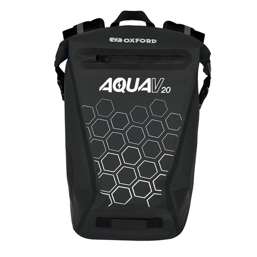 Oxford Aqua V 20 Backpack | Black