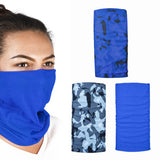 'Comfy' 3 Pack Face Mask | Bandana | Colour Options