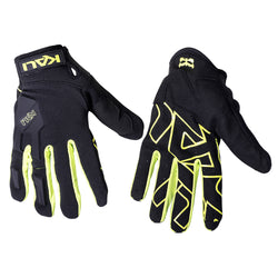 Kali Venture Glove | Black & Lime