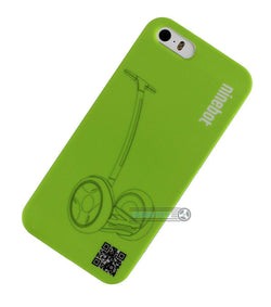 iPhone 5 Ninebot E Case - Lime