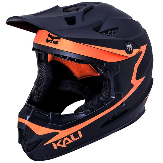Kali Zoka Reckoning Matt Black & Orange-Kali-Speedy Feet
