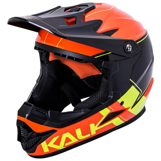 Kali Zoka Switchback Gls Orange Fluo Yellow & Black-Kali-Speedy Feet