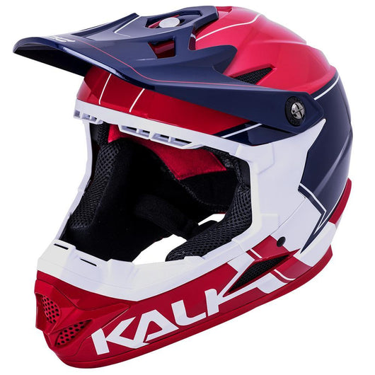 Kali Zoka Switchback Gls Red White & Blue-Kali-Speedy Feet