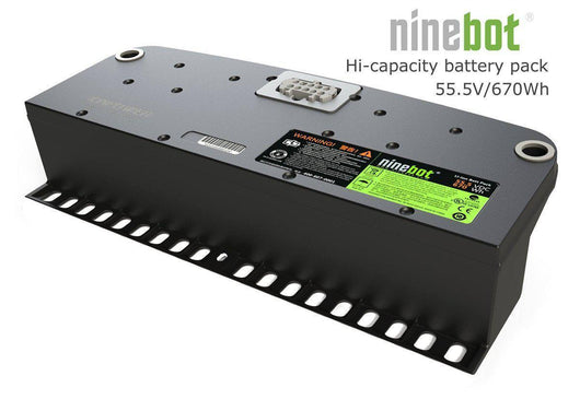 Ninebot High Capacity Battery (55.5V/670WH)