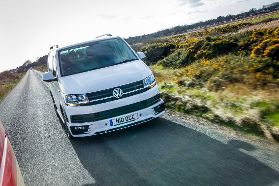 Volkswagen T5 & T6: A Touch of Luxury