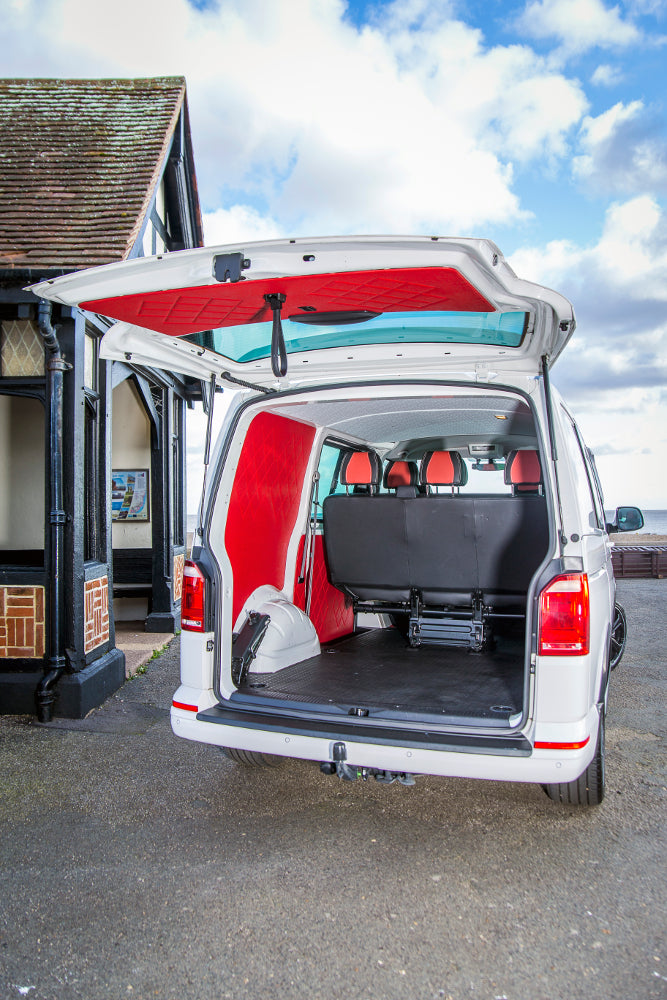 Volkswagen Interior Transporter Diamond Emboss Panels