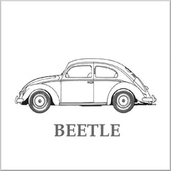 Newton Commercial Beetle Interior Trim