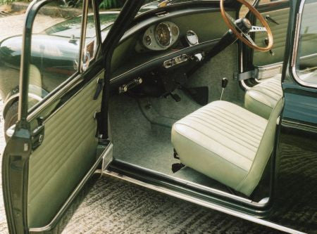 MKI AUSTRALIAN MINI FRONT DOOR PANELS (1964 - 1971)