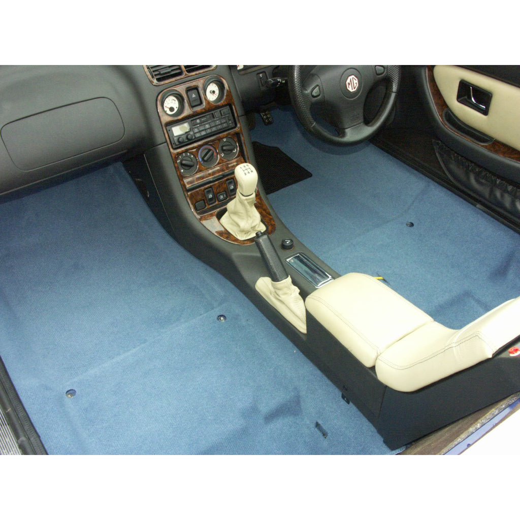 3 piece moulded carpet kit - R/H/Drive  1995-2003 Models