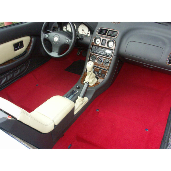 3 piece moulded carpet kit - Left Hand Drive - 1995-2003 models