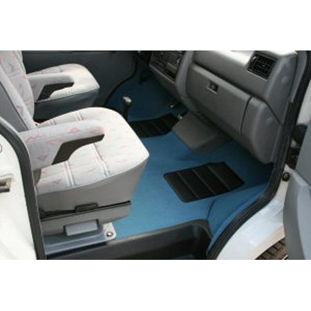 TYPE 4 SEAT ARMREST COVER FOR EARLY SEATS,...ALL VINYL
