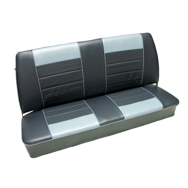 SUFFOLK REAR SEAT COVERING KIT VINYL (SALOON) 65-72