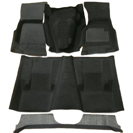 VITESSE SALOON/CONVERTIBLE  MOULDED CARPET SET-RHD MODELS