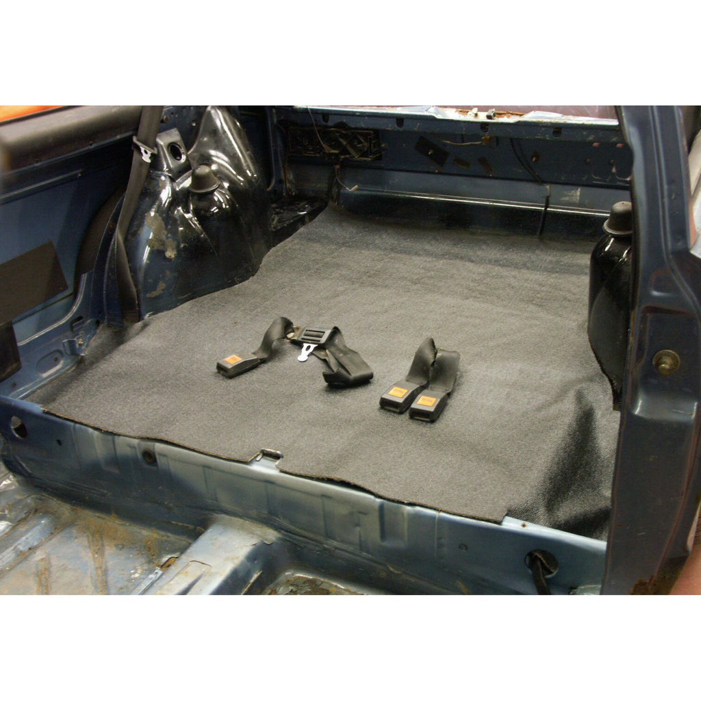 GOLF MK.I TWO DOOR SALOON REAR LOAD AREA MAT