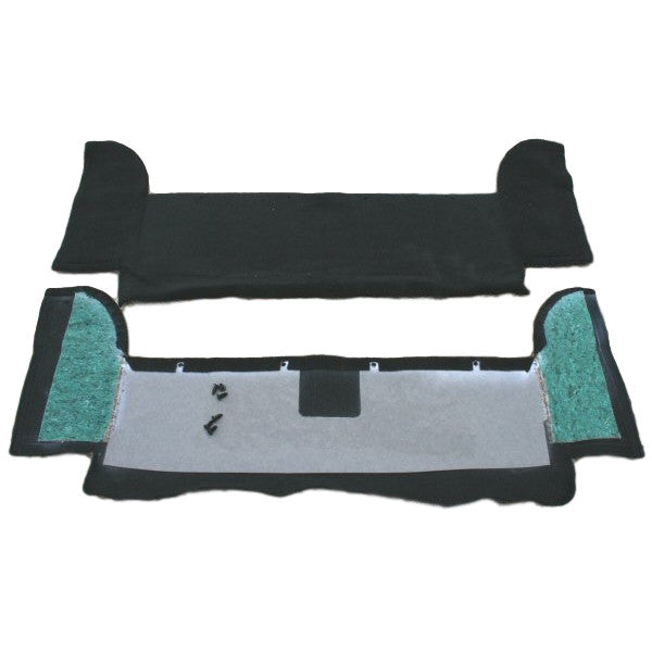 GOLF MK.II CARPETED REAR BOOT TRIM