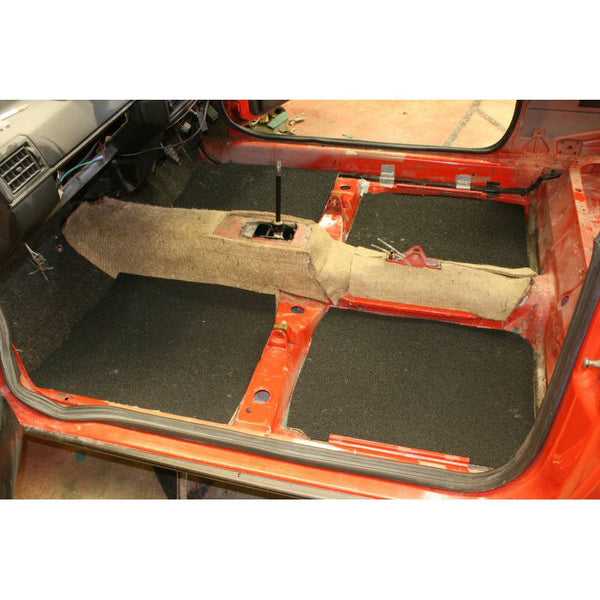 GOLF MK.II - 3 DOOR SALOON CARPET UNDERFELT KIT