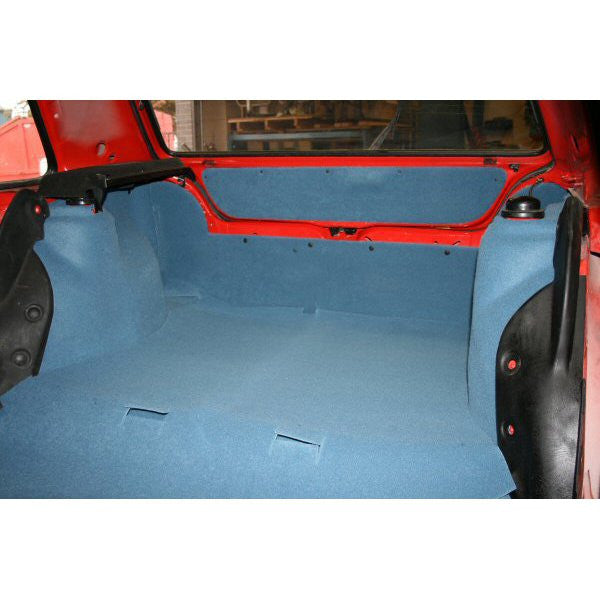 GOLF MK.II - 3 DOOR SALOON REAR CARPET KIT