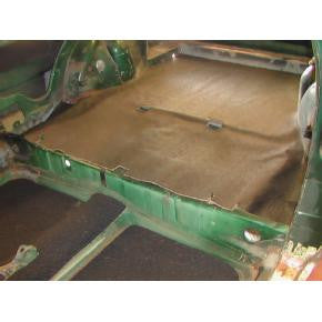 SCIROCCO MK.2  REAR LOAD AREA MAT (HARDURA)