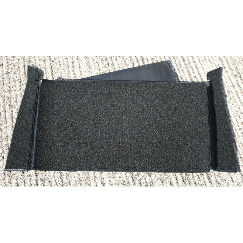 SCIROCCO MK.I PARCEL SHELF CARPET + BOARD KIT