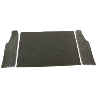 SCIROCCO MK.2 PARCEL SHELF CARPET+BOARD  KIT.