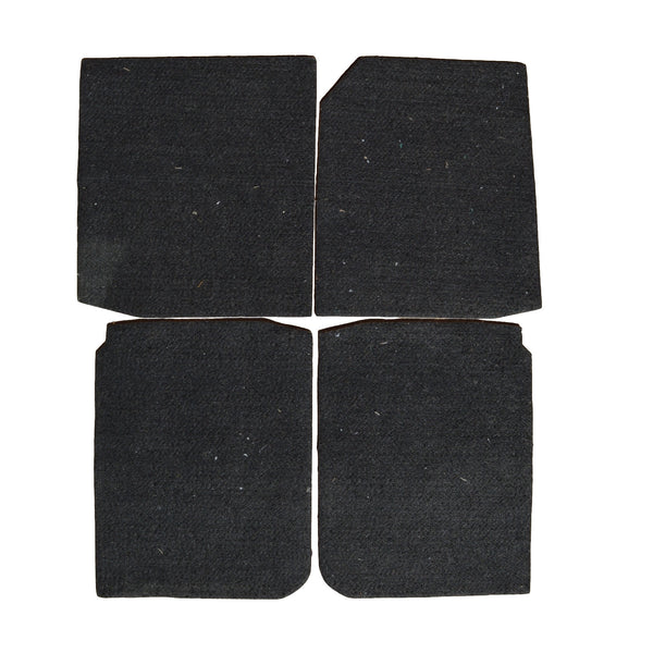 Corrado std underfelt kit - 4 pieces