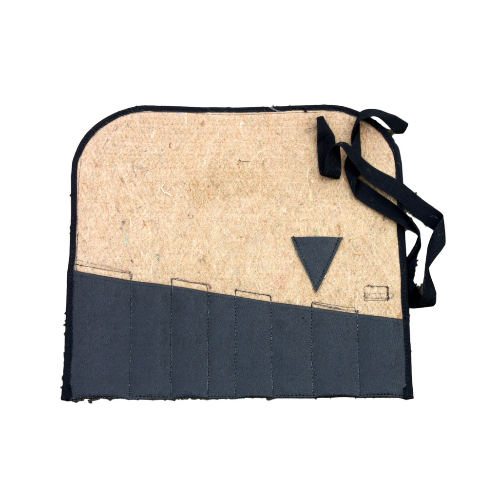 MINI TOOL POUCH IN BLACK HARDURA