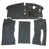 TYPE 2 VAN 1973-79 COMPLETE FRONT CARPET SET RHD