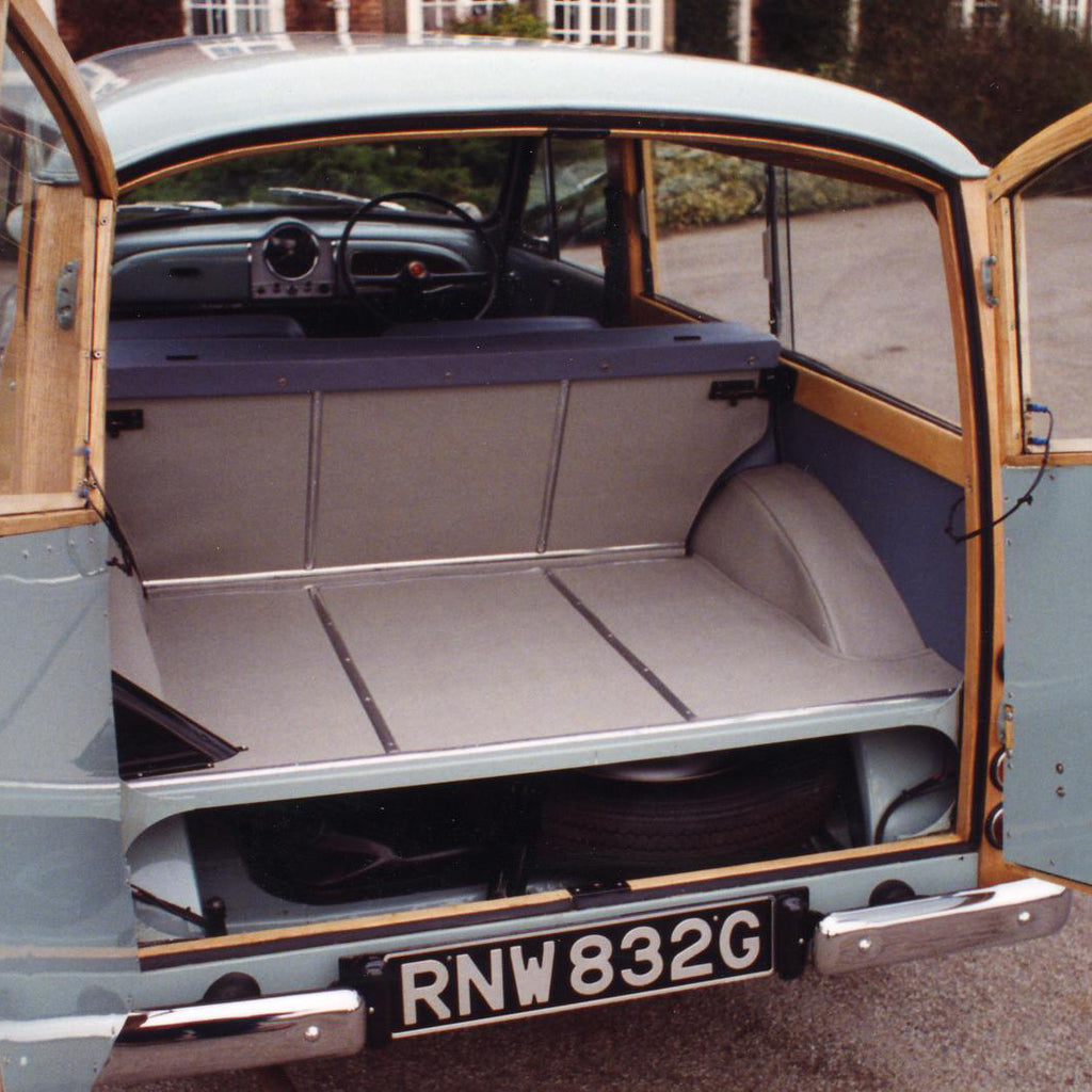 TRAVELLER REAR LOAD AREA MAT SET