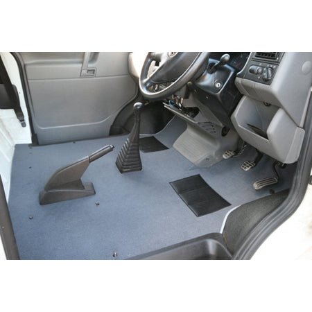 TYPE 4 LHD LARGE FRONT CAB CARPET