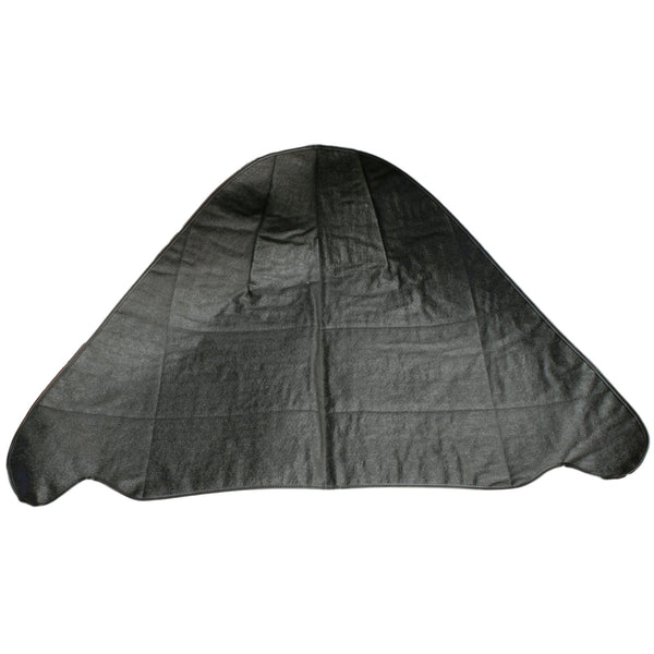MINOR PADDED & QUILTED BONNET FELT PAD 1949 onwards