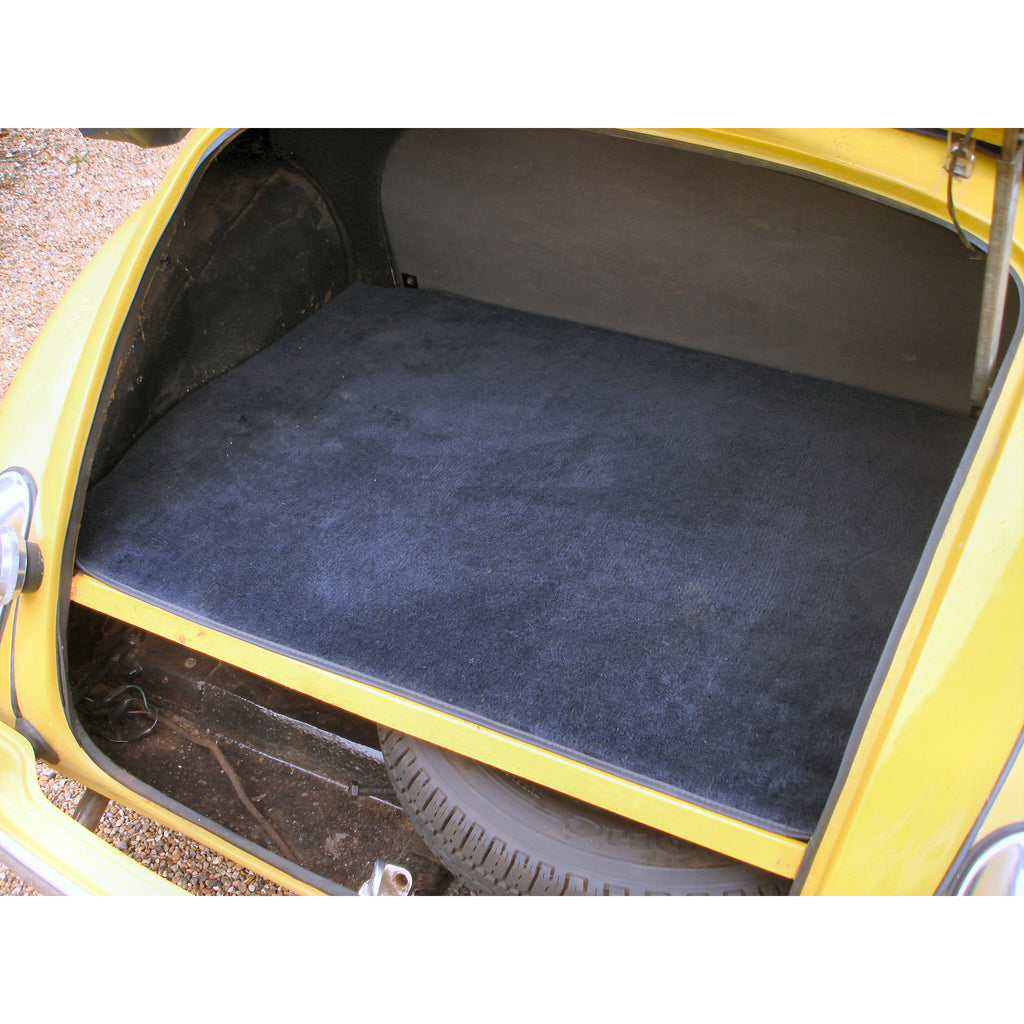 MINOR SALOON/CABRIOLET BOOT CARPET- ALL YEARS