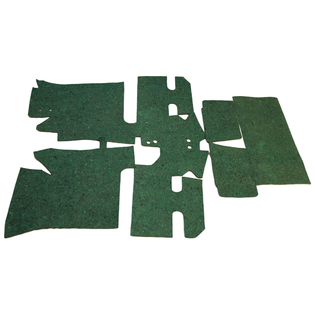 FLOOR SOUND DEADENING KIT-RHD