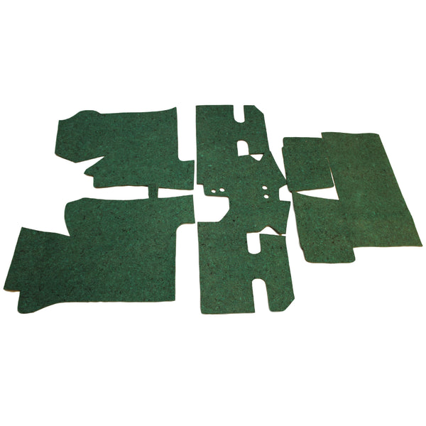 FLOOR SOUND DEADENING KIT-LHD
