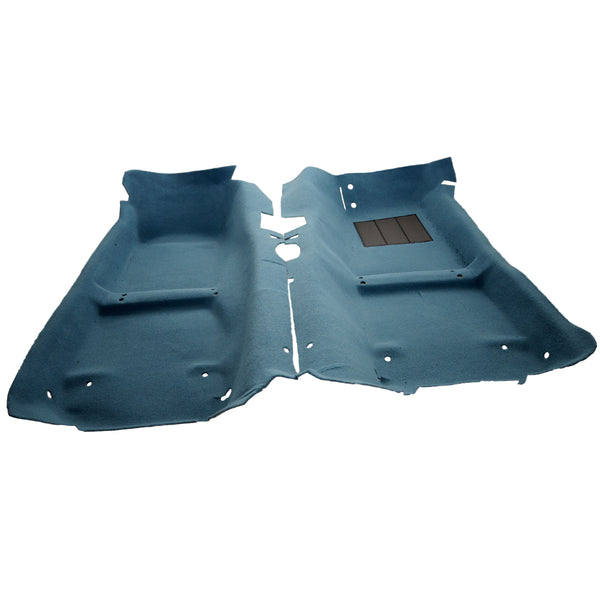 LOOP PILE LHD 1990-93 1.8 LITRE MOULDED FOOTWELL CARPET