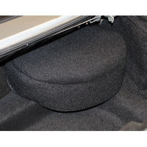 CARPETED SPARE WHEEL COVER