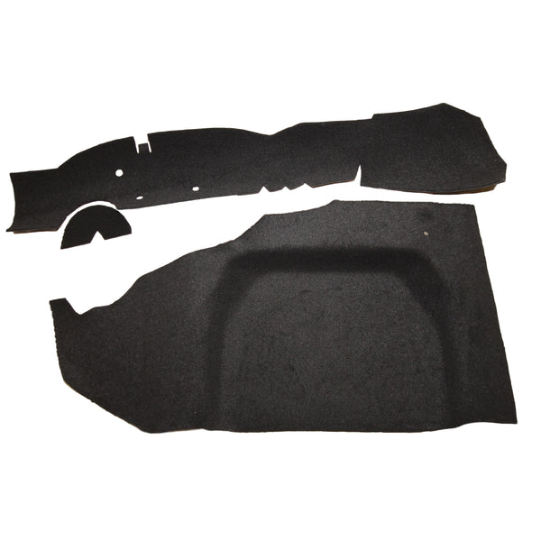 MX5 BOOT FLOOR & BULKHEAD CARPET KIT