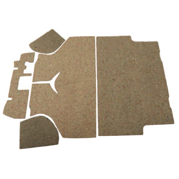 MINI SALOON CARPET UNDERFELT KIT ALL MODELS