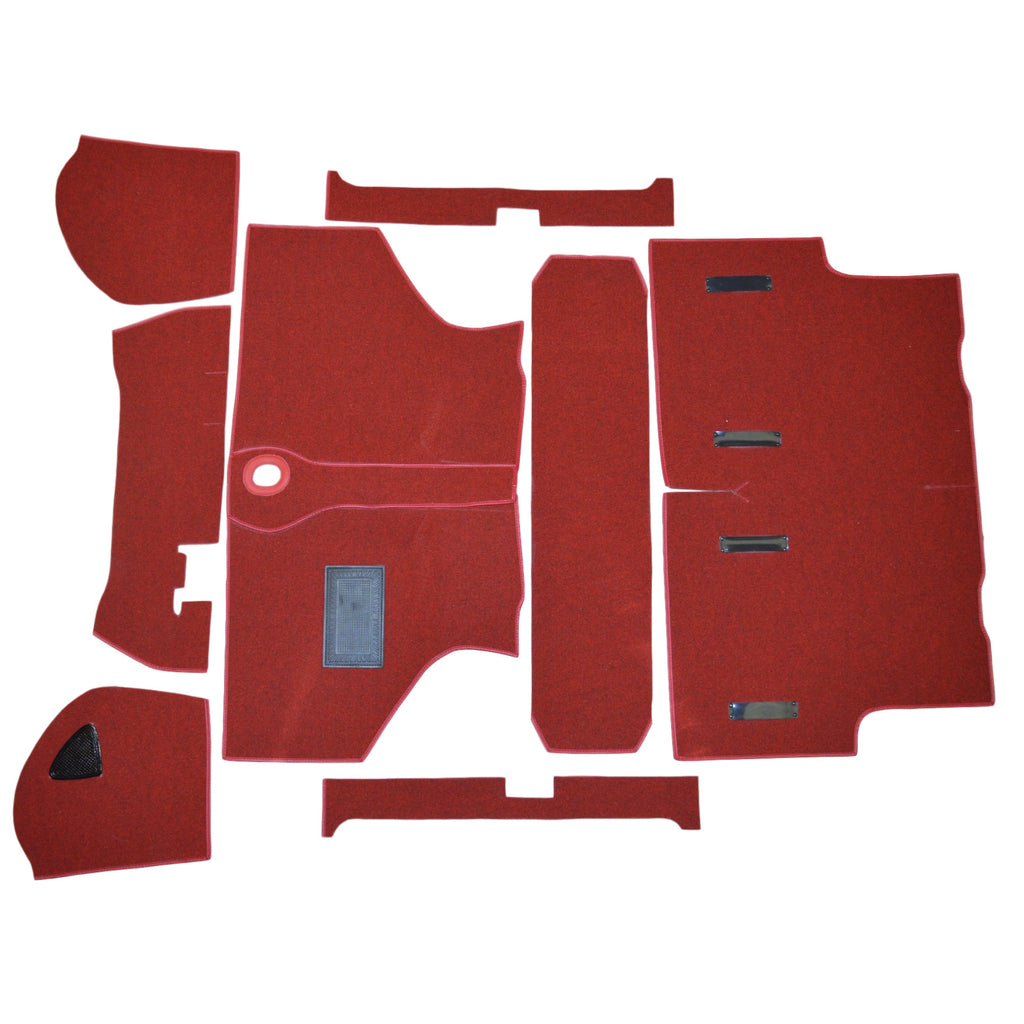 AUSTRALIAN MKI MINI DELUXE CARPET SET