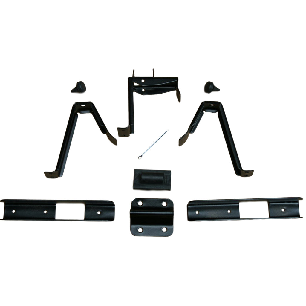 BOOT BOARD BRACKET KIT FOR WIDE 165 TYRES