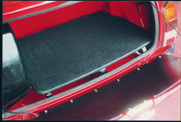 COMPLETE BOOT BOARD  - SALOONS WITH 7.5 GALLON LH FUEL TANK