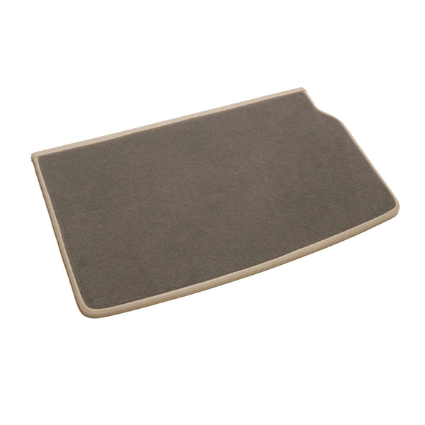 BOOT BOARD CARPET ONLY - SALOONS WITH SINGLE 5.5 GALLON PETROL TANK