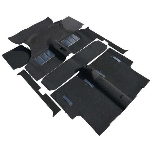 MINI VAN & PICKUP 1973 ONWARDS MOULDED CARPET SET