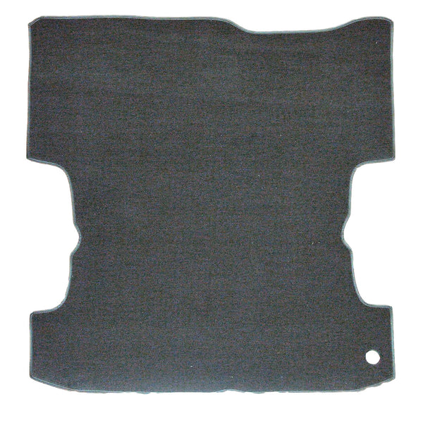 MINI VAN REAR FLOOR CARPET MAT - RHD