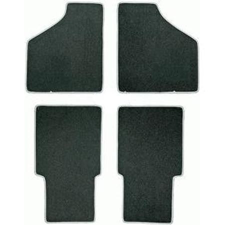 MINI 4 PIECE FRONT OVERMATS (1973 ON)