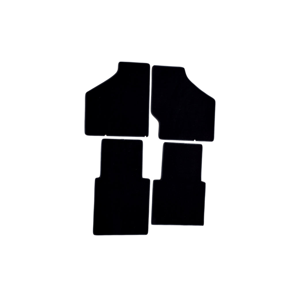 MINI 4 PIECE FRONT OVERMATS FOR TRAVELLER/ESTATE (PRE 1973)