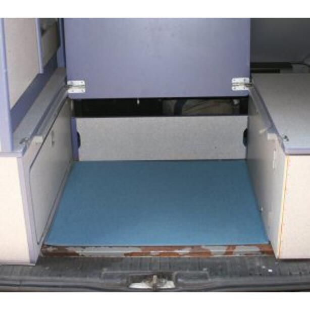 VW T4 WESTFALIA CAMPER EARLY LHD REAR LOAD MAT
