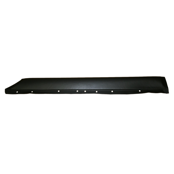 GT6 BLACK PVC DOOR TOP CAPPING - RH