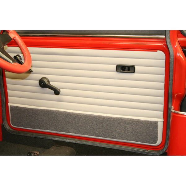 MINI 'MONTE-CARLO' DOOR PANELS WITH KICK CARPET