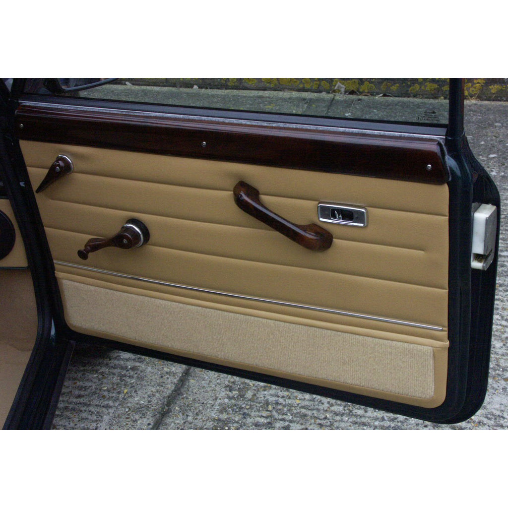 MINI LATE DOOR PANELS (MK5 DESIGN) WITH KICK CARPET