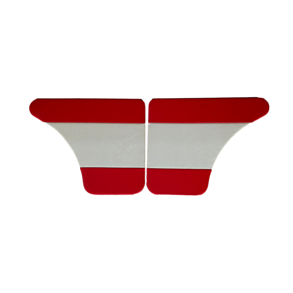 MINOR 4 DOOR-REAR DOOR PANELS-1962-64